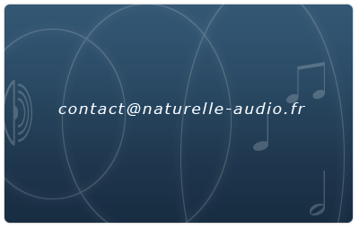 contact at naturelle-audio dot com